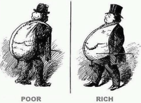 rising inequality between rich and the poor in pakistan